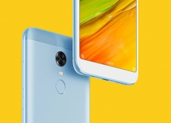 $159 with coupon for Xiaomi Redmi 5 Plus 4GB RAM 64GB ROM Global Version 4G Phablet – BLUE from GearBest