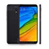 €128 with coupon for Xiaomi Redmi 5 Plus 4G Phablet 3GB RAM 32GB ROM Global Version – BLACK from GearBest