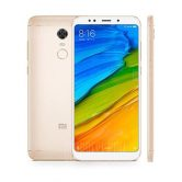 $169 with coupon for Xiaomi Redmi 5 Plus 4G Phablet Global Version 4GB RAM 64GB ROM  –  GOLDEN from GearBest