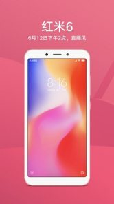 €119 with coupon for Xiaomi Redmi 6 Global Version 4GB RAM 64GB ROM Smartphone from BANGGOOD