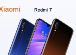 $ 139 med kupon til Xiaomi Redmi 7 4G Phablet Global Version 3GB RAM 64GB ROM - Sort fra GEARBEST
