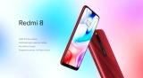 € 107 với phiếu giảm giá cho Xiaomi Redmi 8 Phiên bản toàn cầu 6.22 inch Camera kép phía sau 4GB 64GB SnapUMXmAh Snapdragon 5000 Octa core 439G - Onyx Black từ BANGGOOD