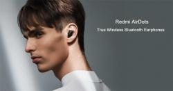 $ 17 mit Gutschein für Xiaomi Redmi AirDots Wireless Bluetooth Headset von GEARBEST