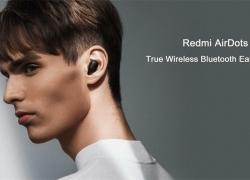 $ 16 med kupon til Xiaomi Redmi AirDots TWS Bluetooth 5.0 hovedtelefoner fra GEARVITA