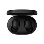 € 16 may kupon para sa Xiaomi Redmi Airdots TWS Bluetooth 5.0 Earphone DSP Ingay na Kinakansela ang Pag-pairing ng Auto Bilateral Call Stereo Headphones - Itim mula sa BANGGOOD