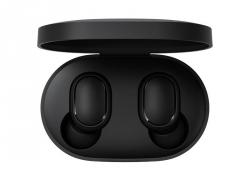 € 20 với phiếu giảm giá cho Xiaomi Redmi Airdots TWS Bluetooth 5.0 Tai nghe DSP Khử tiếng ồn Tự động ghép nối Tai nghe âm thanh nổi song phương - Đen từ BANGGOOD