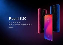 $ 395 với phiếu giảm giá dành cho Xiaomi Redmi K20 6.39 inch Camera ba chiều NFCUMUMmAh 48GB 4000GB Snapdragon 6 Octa core 64G - Màu đỏ từ BANGGOOD