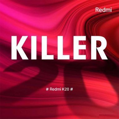 $899 with coupon for Xiaomi Redmi K20 4G Smartphone from GEARVITA