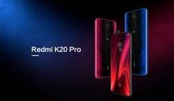 Xiaomi Redmi için kupon ile $ 369 K20 Pro 4G Akıllı Telefon 6GB RAM