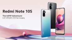 €199 with coupon for Xiaomi Redmi Note 10S Smartphone  Global Version 6/128GB from EU warehouse GSHOPPER