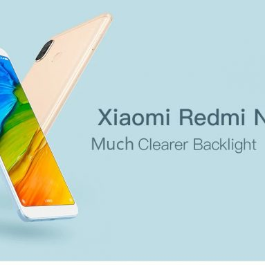 €130 with coupon for Xiaomi Redmi Note 5 Dual Rear Camera 5.99 inch 4GB 64GB Snapdragon 636 Octa core 4G Smartphone from BANGGOOD