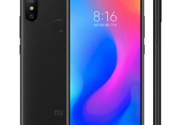 €165 with coupon for Xiaomi Redmi Note 6 Pro Global Version 6.26 inch 4GB 64GB 4G Smartphone from BANGGOOD