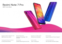 $288 with coupon for Xiaomi Redmi Note 7 Pro 4G Smartphone 6GB RAM 128GB ROM Chinese & English Version from GEARVITA
