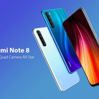 €146 with coupon for Xiaomi Redmi Note 8 4G Phablet Global Version 6.3 inch MIUI 10 Snapdragon 665 Octa Core 4GB RAM 128GB ROM 4 Rear Camera 4000mAh – White from GEARBEST