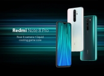€ 219 med kupong for Xiaomi Redmi Note 8 Pro Smartphone Global Versjon 6 + 64GB Mineral Grey EU - Grå 6 + 64GB fra GEARBEST