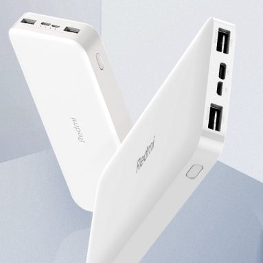 € 21 med kupon til Xiaomi Redmi 20000mAh 18W QC3.0 Hurtigopladningsversion Power Bank fra BANGGOOD
