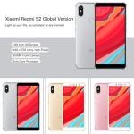 € 108 avec coupon pour Xiaomi Redmi S2 Version mondiale RAM 4GB Smartphone ROM ROM 64GB EU WAREHOUSE de BANGGOOD
