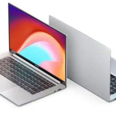 € 712 dengan kupon untuk Xiaomi RedmiBook 14 Laptop II 14 inci Intel i5-1035G1 NVIDIA GeForce MX350 16G DDR4 512GB SSD 91% Rasio 100% sRGB WiFi 6 Tipe-C Notebook dari BANGGOOD dengan fitur lengkap