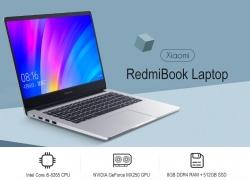 € 504 dengan kupon untuk Xiaomi RedmiBook Laptop 14 inci Intel Core i5-8265 Quad Core 1.6GHz Win10 NVIDIA GeForce MX250 8GB RAM 512GB dari BANGGOOD