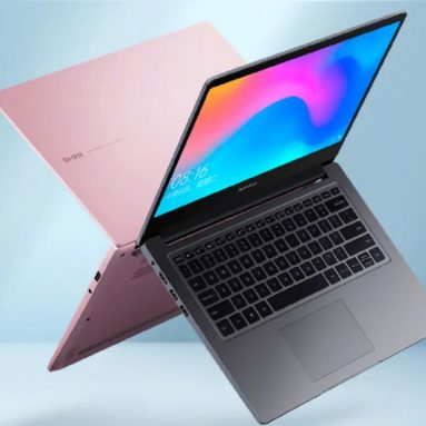 €619 with coupon for Xiaomi RedmiBook Laptop 14.0 inch AMD R7-3700U Radeon RX Vega 10 Graphics 16GB RAM DDR4 512GB SSD Notebook from BANGGOOD