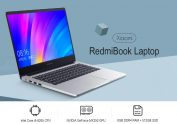 €555 with coupon for Xiaomi RedmiBook Laptop 14 inch Intel Core i5-8265 Quad Core 1.6GHz Win10 NVIDIA GeForce MX250 8GB RAM 512GB from BANGGOOD