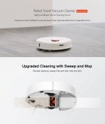 $ 429 sa kupon para sa roborock S50 Smart Robot Vacuum Cleaner - WHITE ROBOROCK S50 SECOND-GENERATION INTERNATIONAL VERSION EU WAREHOUSE mula GEARBEST