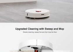 $459 with coupon for roborock S50 Smart Robot Vacuum Cleaner – WHITE ROBOROCK S50 SECOND-GENERATION INTERNATIONAL VERSION EU WAREHOUSE from GEARBEST