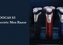 $31 with coupon for Xiaomi SOOCAS S3 Electric Men Washable Razor from GEARVITA