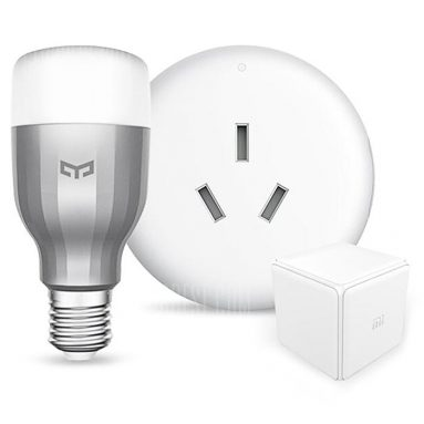 $59 with coupon for Xiaomi Smart Home Devices from GearBest