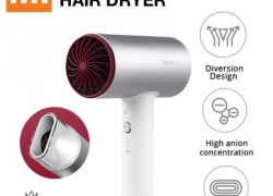 €39 with coupon for Xiaomi Soocare Soocas H3 Anion HairDryer 1800W from BANGGOOD