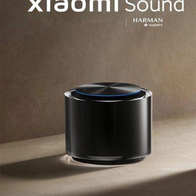 110 € con cupón para Xiaomi Sound Speaker bluetooth 5.2 HARMAN Tuning 360 ° Omnidireccional Hi-Res Alta resolución Conexión UWB Control de aplicaciones Reproductor de música de BANGGOOD