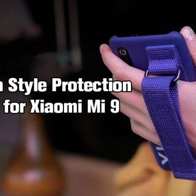 Mi 8 için GEARVITA'dan Xiaomi Sokak Stili Koruma Kabuk kuponu ile $ 9