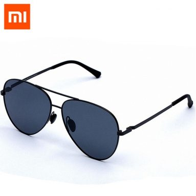 €12 with coupon for Xiaomi Sunglasses UV400 TS Polarized Lens from BANGGOOD