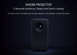 $759 with coupon for Xiaomi TYY01ZM DLP 3500 Lumens Quad-core Projector from GearBest