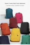 BANGGOOD से Xiaomi 5L बैकपैक बैग 10 रंगों के लिए कूपन के साथ € 8