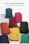 €4 with coupon for Xiaomi 10L Backpack Bag 8 Colors from BANGGOOD