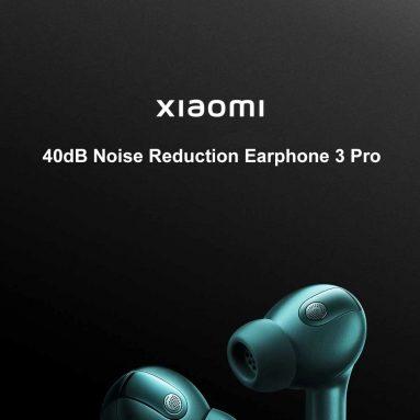 102 € με κουπόνι για Xiaomi True Wireless 3 Pro M2103E1 Ακουστικό TWS bluetooth 5.2 Ακουστικά 40dB ANC Noise Reduction HiFi Ακουστικά με μικρόφωνο από την BANGGOOD
