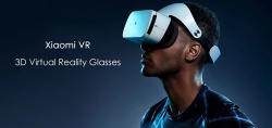 $ 56 con cupón para gafas Xiaomi VR 3D originales con mando a distancia de GearBest