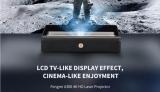 2419 avec coupon pour Xiaomi FENGMI WEMAX A300 Projecteur laser ultra-courte 4K ALPD 250nit 4000: 1 Projecteur de cinéma de cinéma à commande vocale de BANGGOOD