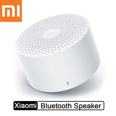 $ 14 na may kupon para sa Xiaomi Xiaoai Portable Wireless BT5.0 Speaker Stereo Sound na may Microphone Handsfree Call (Round) mula sa TOMTOP