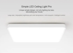 $192 with coupon for Xiaomi Yeelight Simple LED Ceiling Light Pro from GearBest