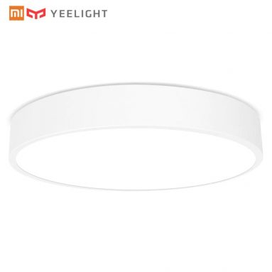 $62 with coupon for Xiaomi Yeelight Smart LED Ceiling Light White – EU warehouse from GearBest