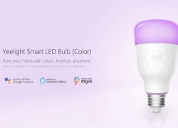 € 12 dengan kupon untuk Xiaomi Yeelight YLDP06YL E26 E27 10W RGBW Smart LED Bulb Kontrol Aplikasi Wifi AC100-240V - E27 dari BANGGOOD