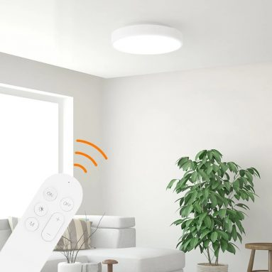 €58 with coupon for Xiaomi Yeelight YLXD01YL AC220V 28W 240 LEDs Intelligent Ceiling Light GERMANY WAREHOUSE from TOMTOP