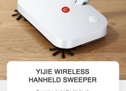 € 35 Xiaomi Yekee için kupon ile YE-01 Akıllı Akülü El Süpürgesi Elektrikli Süpürge Toz Şarj Edilebilir Toz Toplayıcı