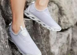 € 25 için kupon ile Xiaomi ZENPH Yaz Erkekler Sneakers BANGGOOD gelen Hızlı Kuruyan Nefes Hafif Spor Koşu Ayakkabıları