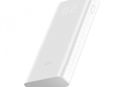 €19 with coupon for Xiaomi ZMI 20000mAh Quick Charge 3.0 Charger Power Bank with Dual Input and Output from BANGGOOD
