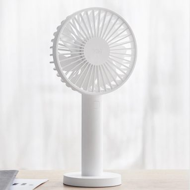 $10 with coupon for Xiaomi ZMI AF215 Cooling Fan 3 Speeds Adjustable 3350mAh Built-in Battery from GEARVITA