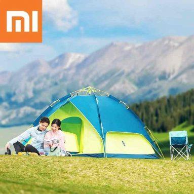 € 60 với phiếu giảm giá cho Xiaomi Zaofeng 3-4 Lều tự động chống nước PU 1000mm Tấm che nắng che nắng ngoài trời từ BANGGOOD