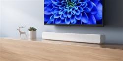 $ 69 z kuponem dla Xiaomi 33 calowy pasek Soundbar telewizora - BIAŁY z Gearbest